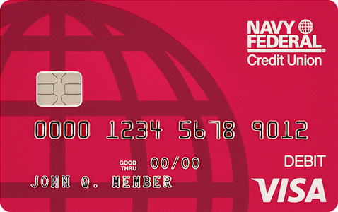 Navy Federal Debit Card